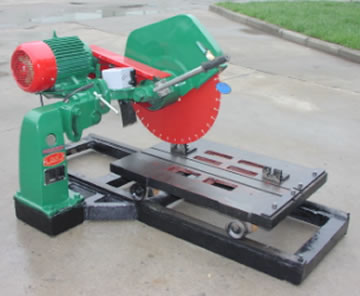 DQ320 Multi-Function Stone Cutter